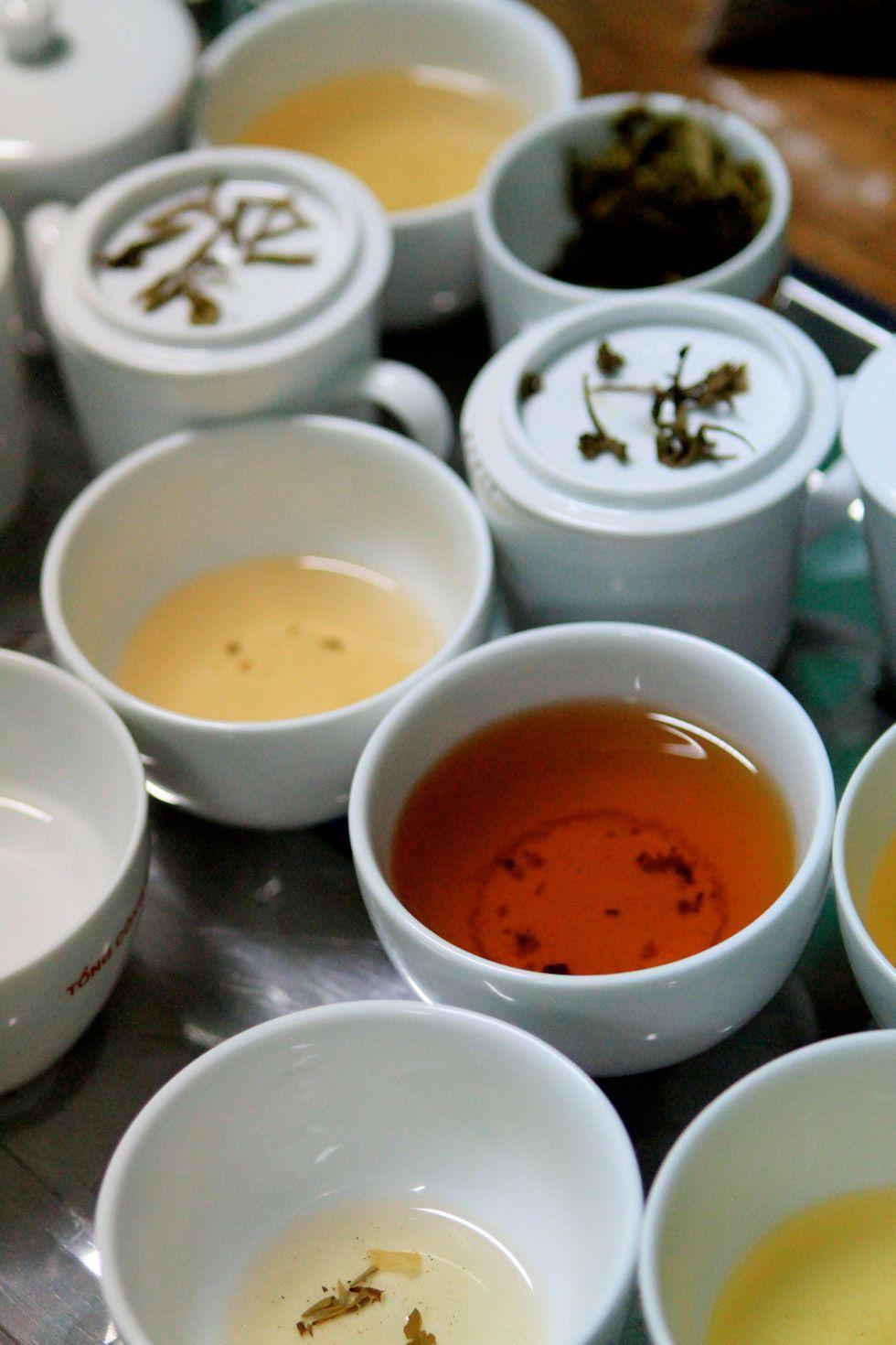 Plutôt Tea que Coffee !